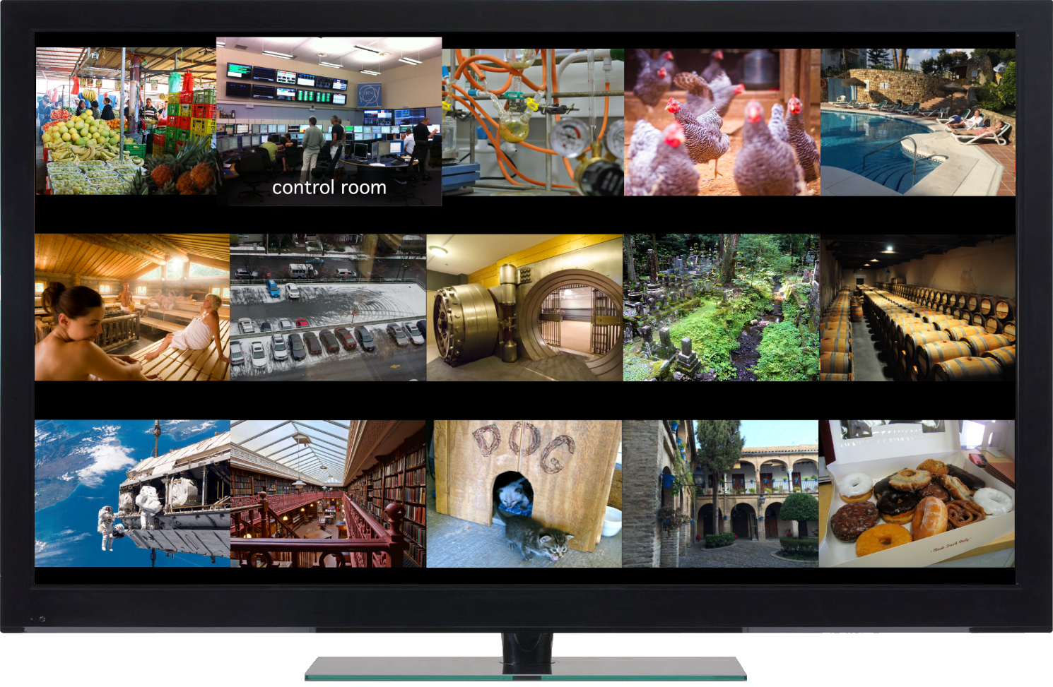 Webcam HQ for tvOS | All your CCTV IP cameras on your Apple TV